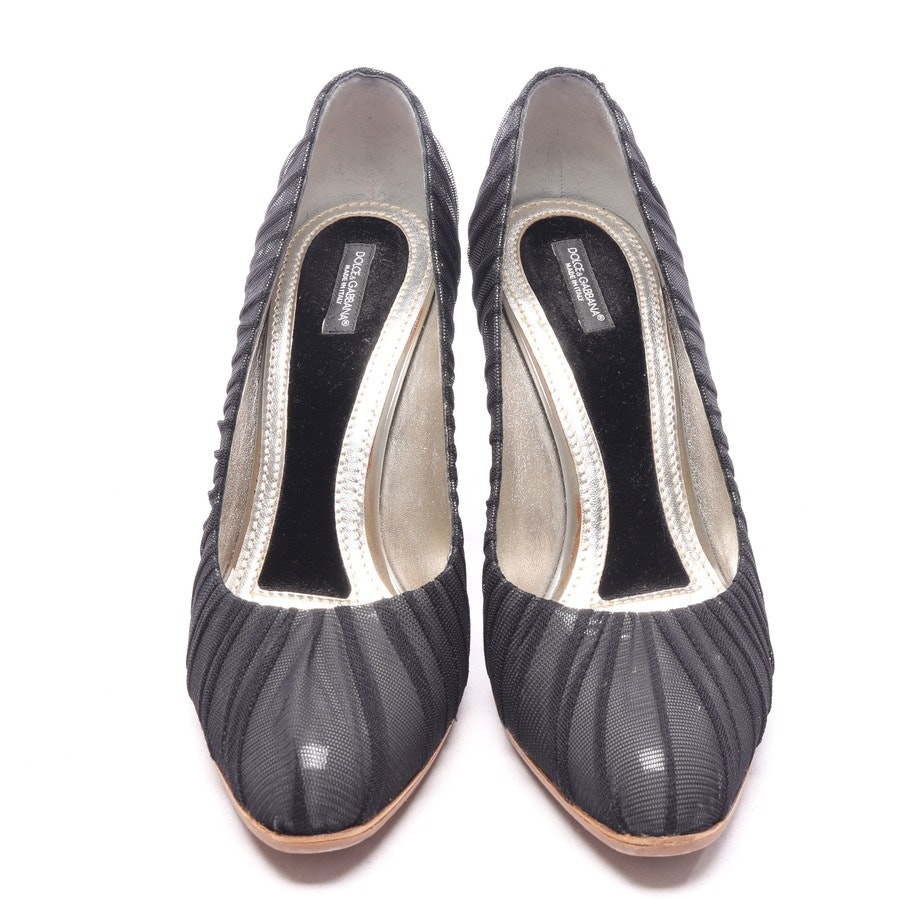 pumps from Dolce & Gabbana in black size EUR 40,5 - new