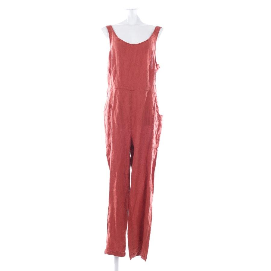 jumpsuit from Rachel Zoe in auburn size M