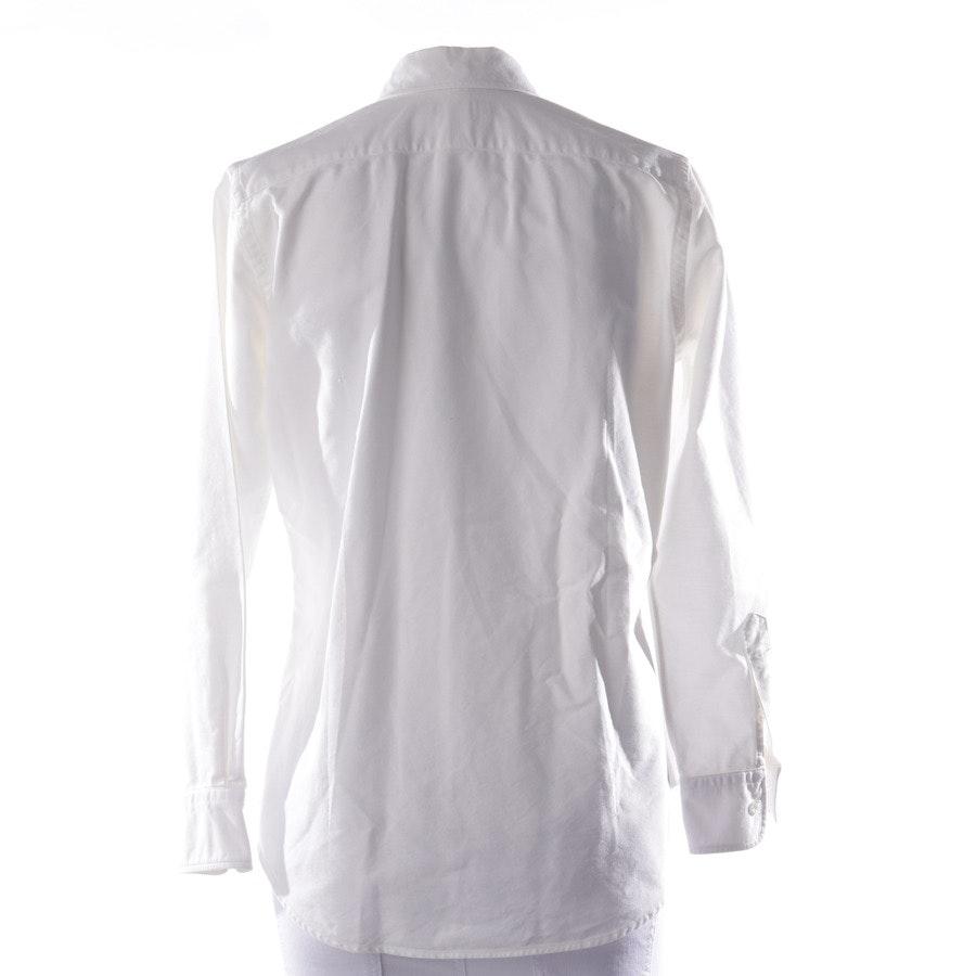 Bluse von Polo Ralph Lauren in Weiß Gr. 36 US 6
