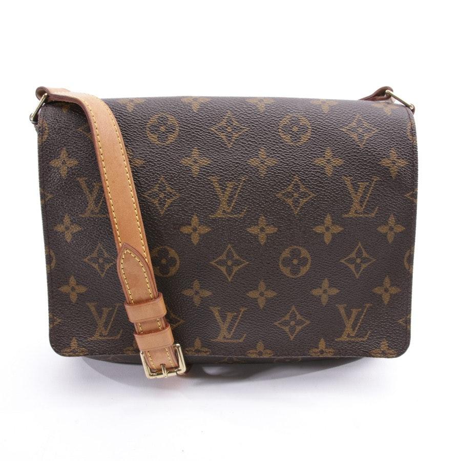 Schultertasche von Louis Vuitton in Braun - Musette Tango