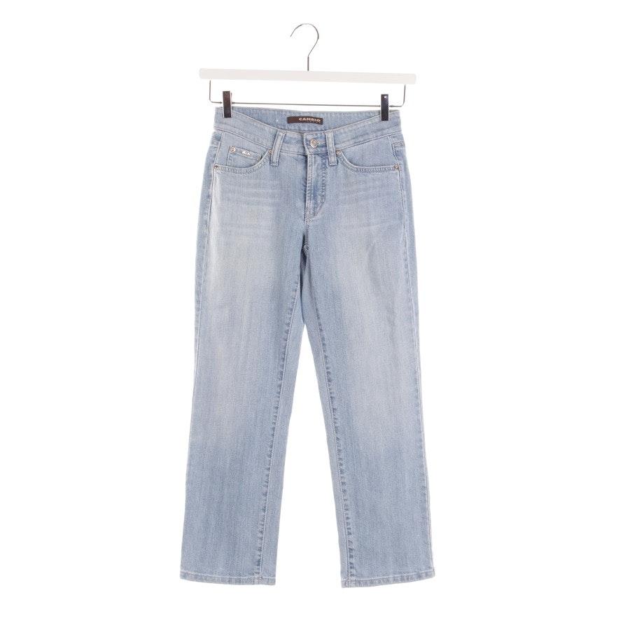 Jeans von Cambio in Blau Gr. DE 32