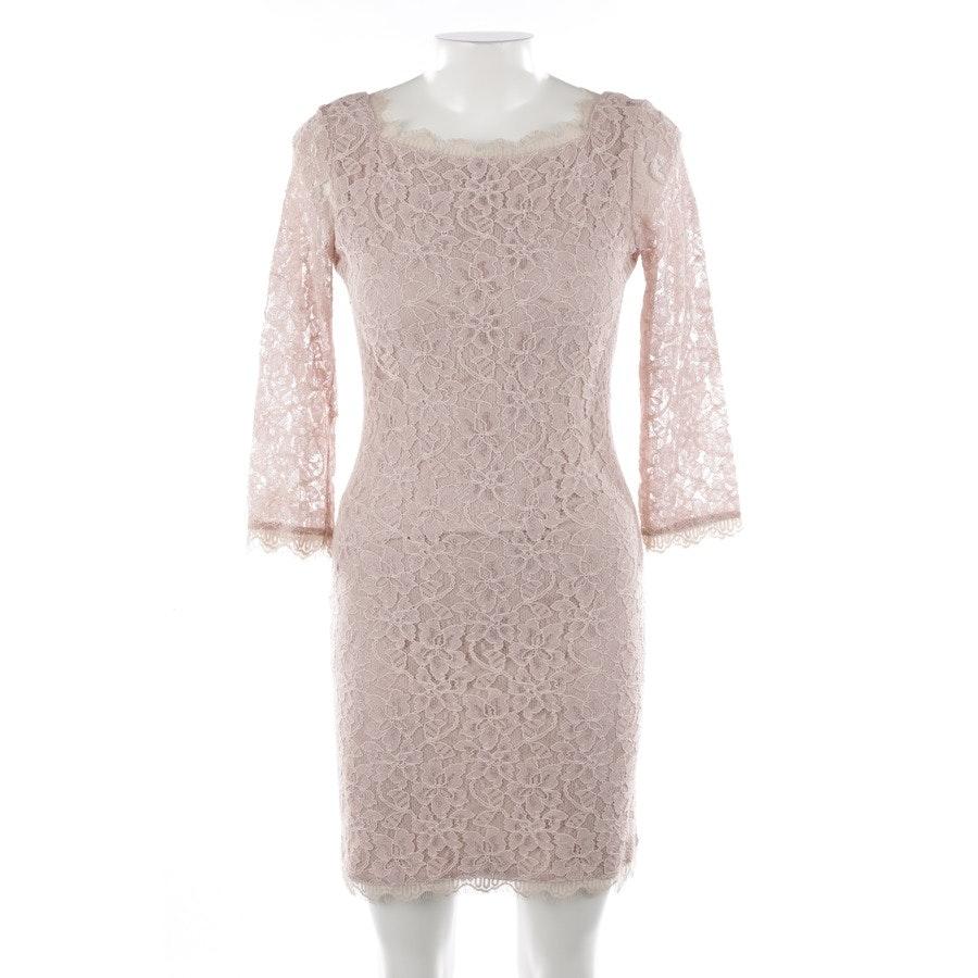 Kleid von Diane von Furstenberg in Nude Gr. 36 US 6 - Zarita
