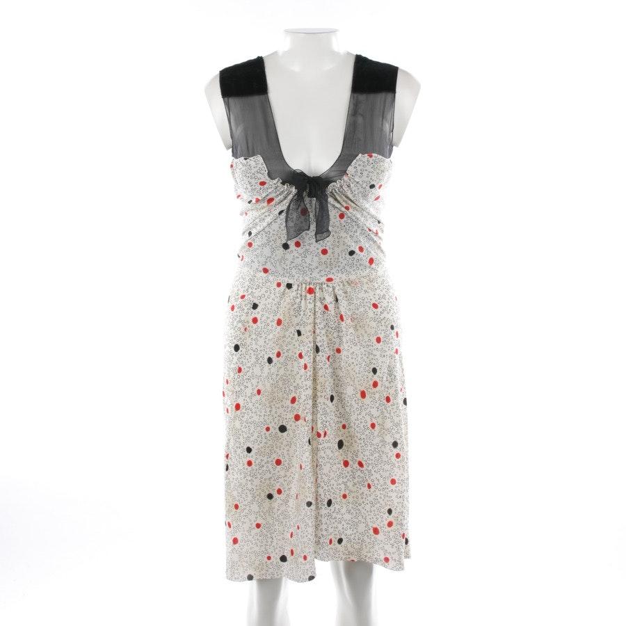 Kleid von Prada in Multicolor Gr. 36 IT 42