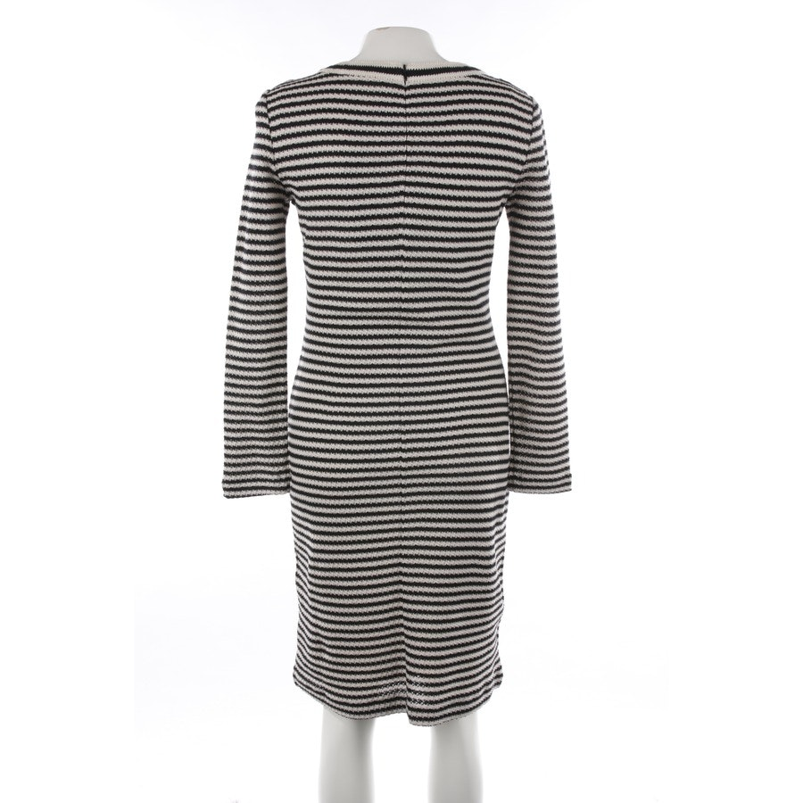 dress from Max Mara in white and black size M