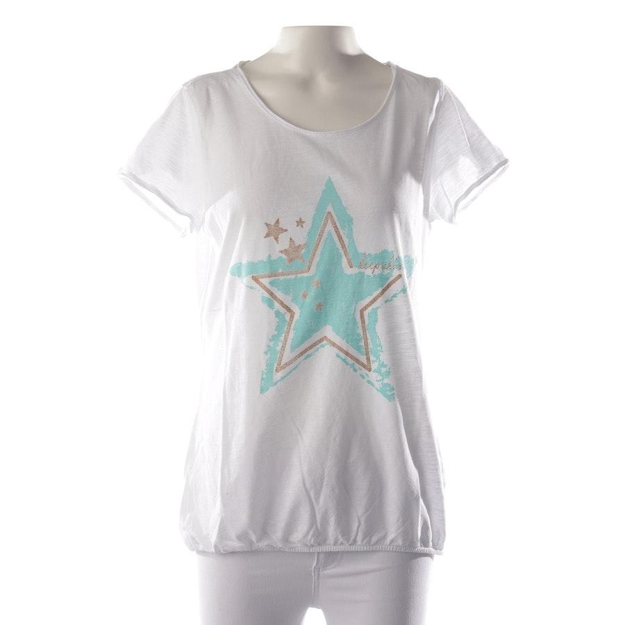 Shirt von Frogbox in Weiß und Multicolor Gr. 36