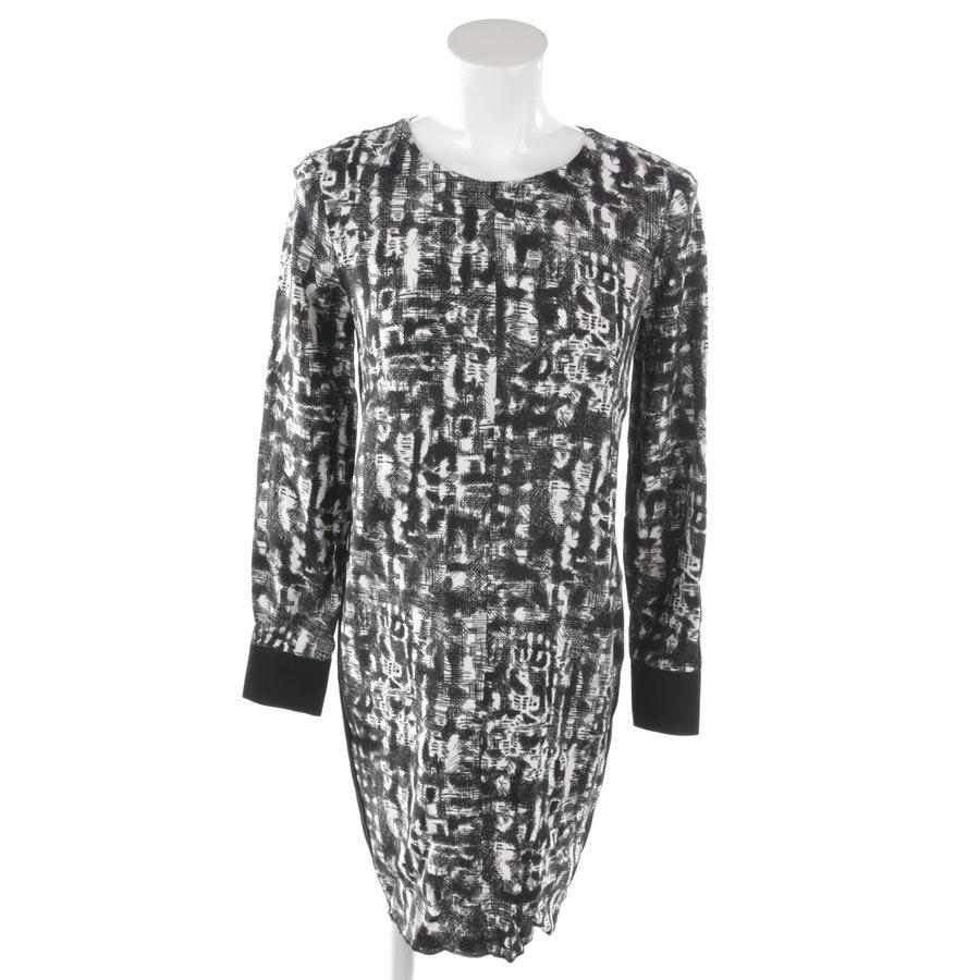 Kleid von Sportmax in Schwarz und Weiß Gr. S