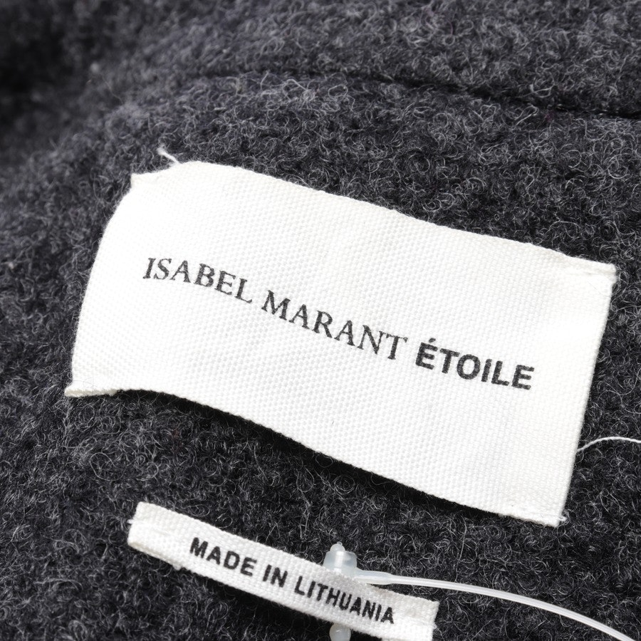 between-seasons jackets from Isabel Marant Étoile in anthracite size 34 FR 36