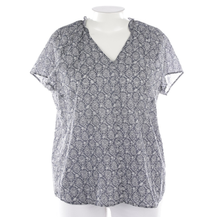 blouses & tunics from Marc O'Polo in navy blue and white size 44