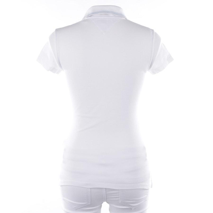 Poloshirt von Tommy Hilfiger in Weiß Gr. S