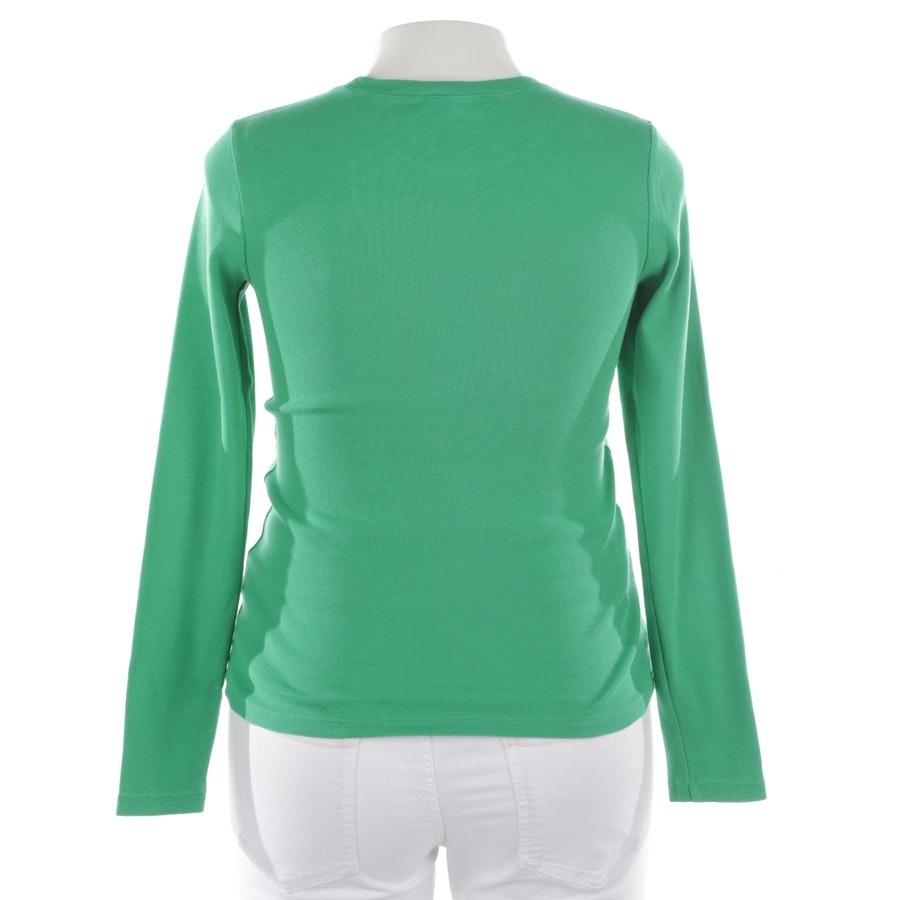 Shirt langarm von Polo Ralph Lauren in Grün Gr. M