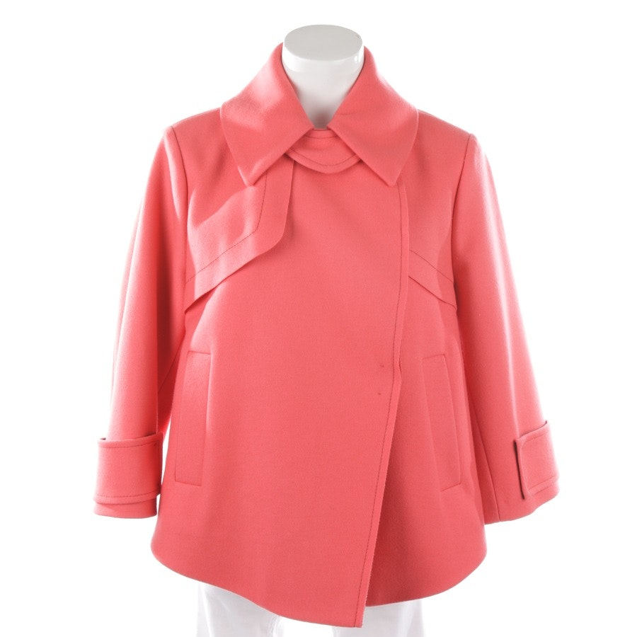 between-seasons jackets from Dorothee Schumacher in salmon pink size 36 / 2