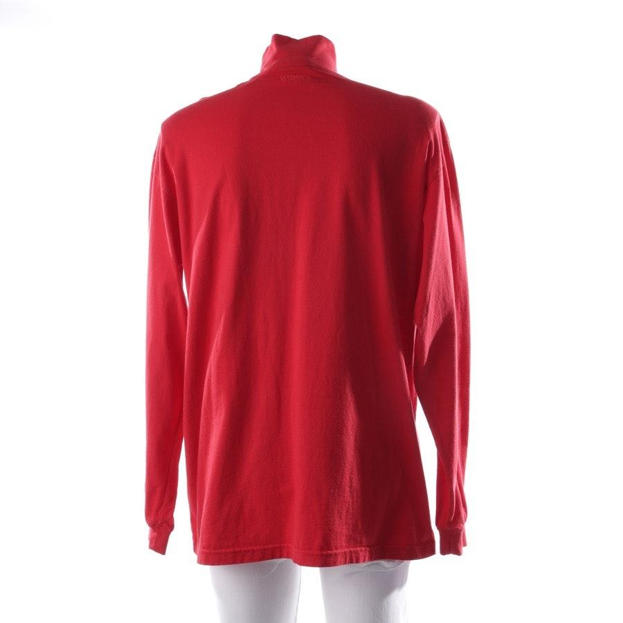 Sweatshirt von Vetements in Rot Gr. S