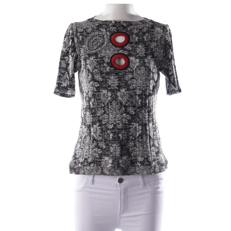 Pullover von Louis Vuitton in Schwarz und Weiß Gr. XS