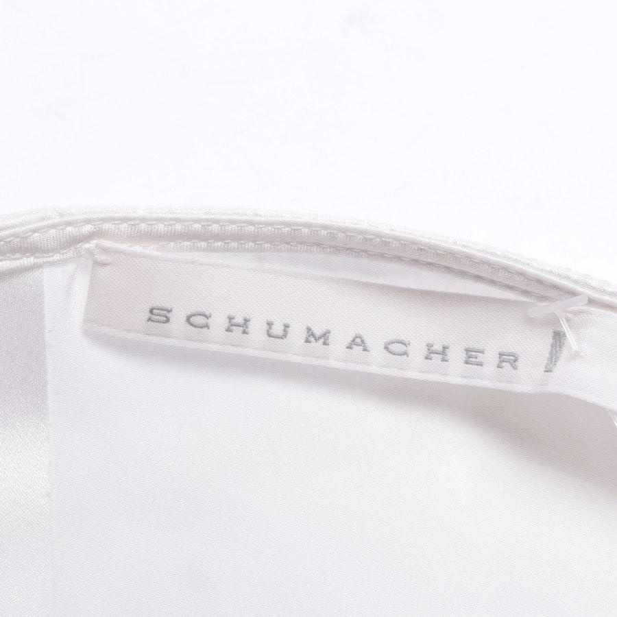 Seidentop von Schumacher in Weiß Gr. 38 / 3