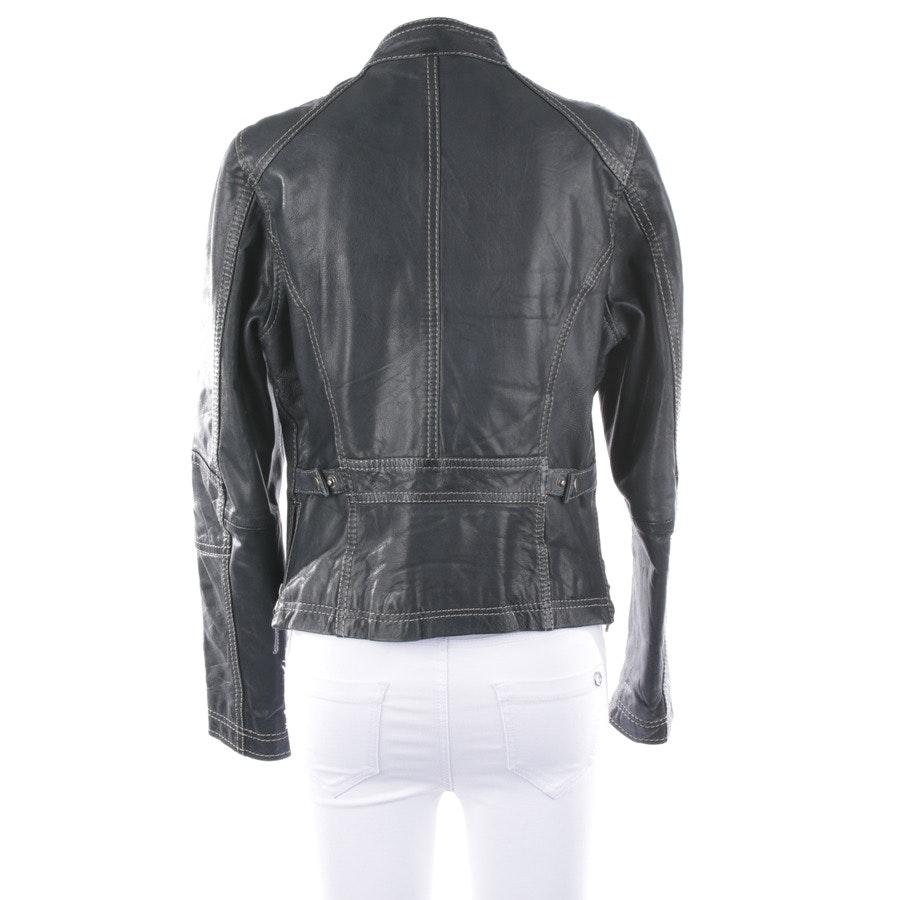 leather jacket from Oakwood in blue size L