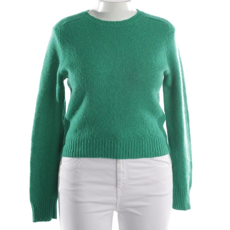 Wollpullover von Polo Ralph Lauren in Grün Gr. L