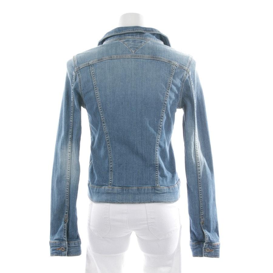Jeansjacke von Tommy Hilfiger in Blau Gr. 36 US 6
