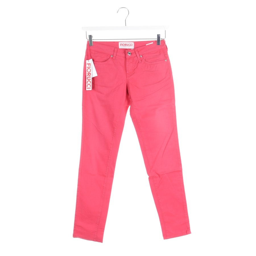 jeans from Fiorucci in coral red size W25 - jeans skinny - new!