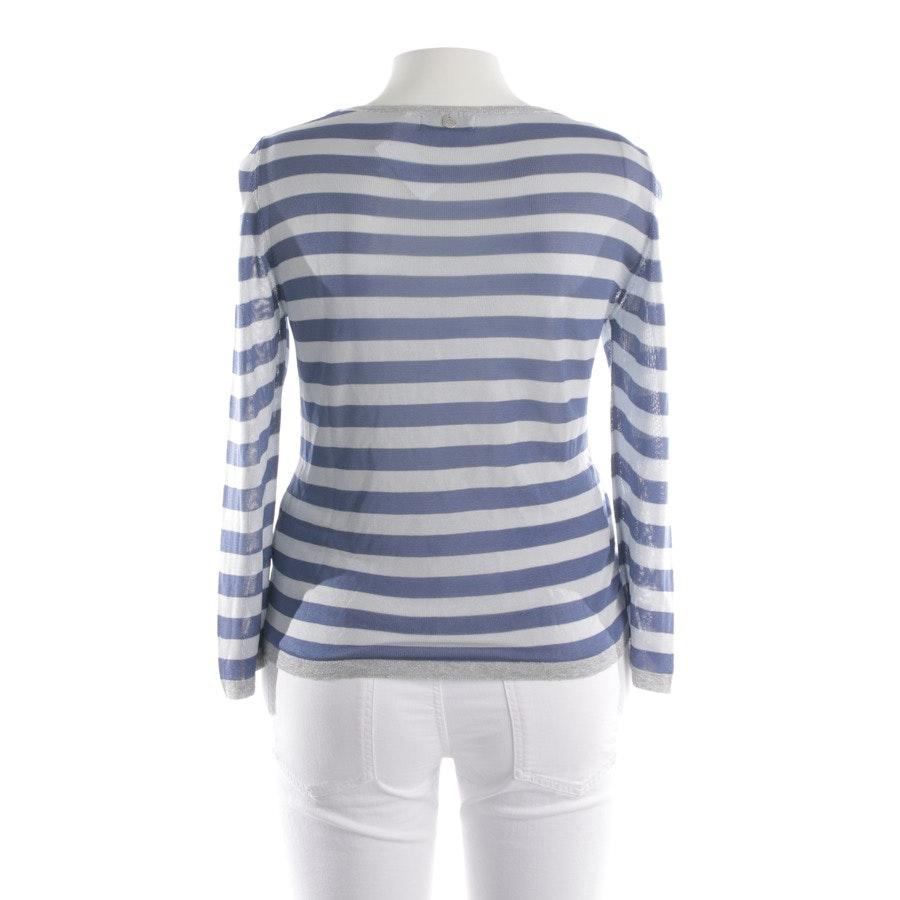 Pullover von Rich & Royal in Blau und Grau Gr. L