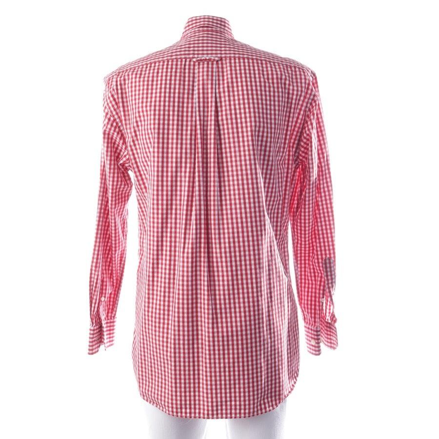 Freizeithemd von Gant in Rot und Weiß Gr. M