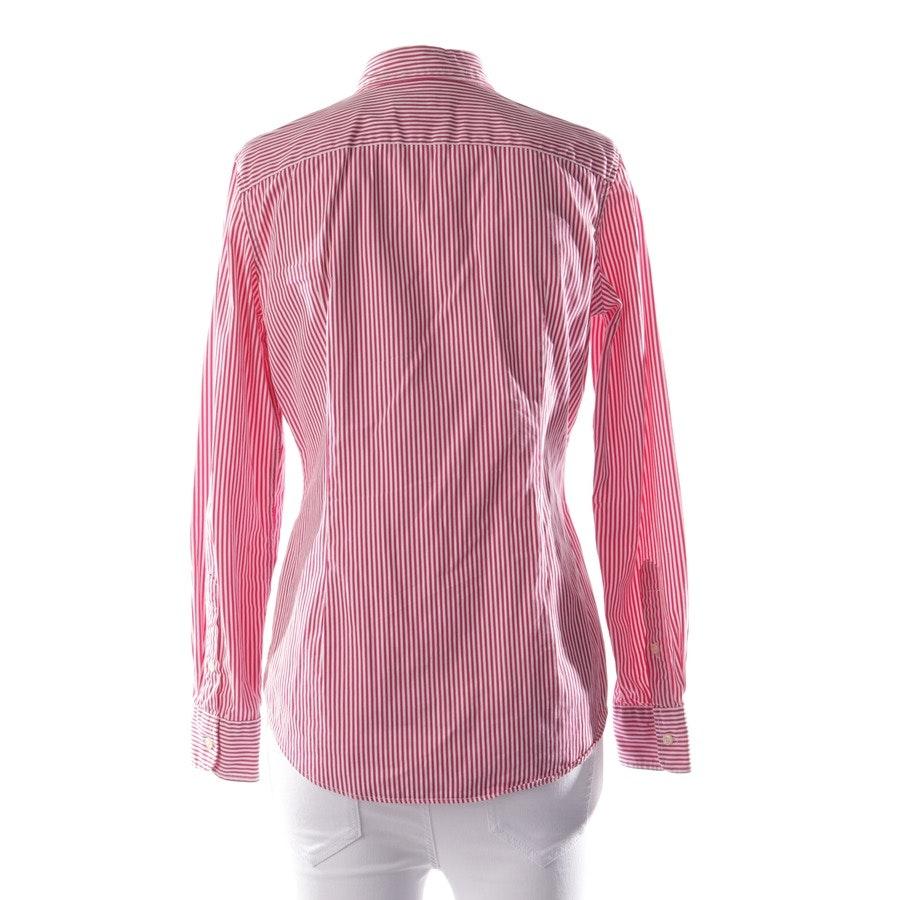 Bluse von Lauren Ralph Lauren in Pink und Weiß Gr. 36 US 6