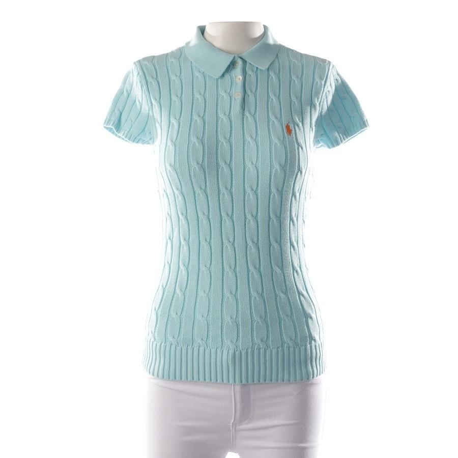 Poloshirt von Polo Ralph Lauren in Hellblau Gr. S