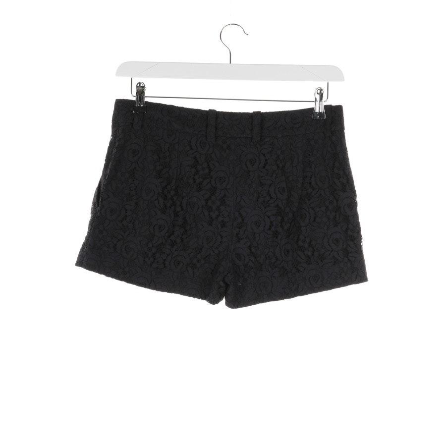 shorts from Diane von Furstenberg in black size 36 US 6