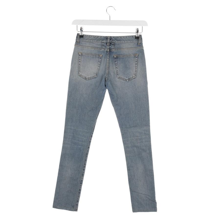 Jeans von Saint Laurent in Blau Gr. 34