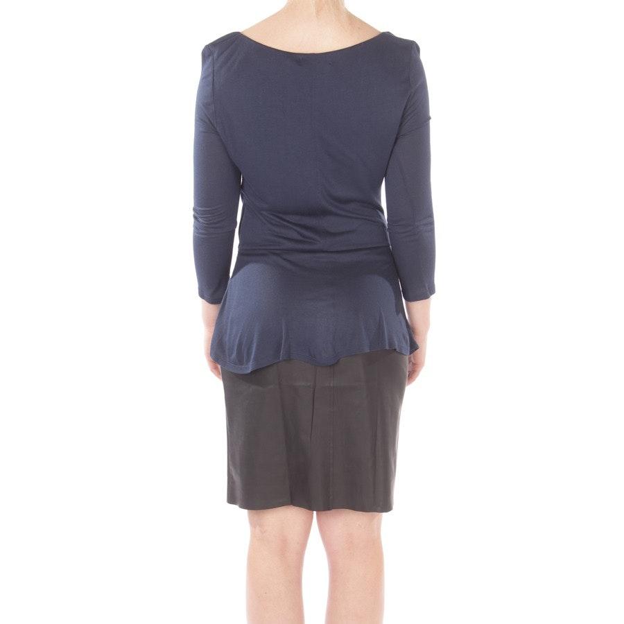 Kleid von Velvet by Graham and Spencer in Blau & Schwarz Gr. S