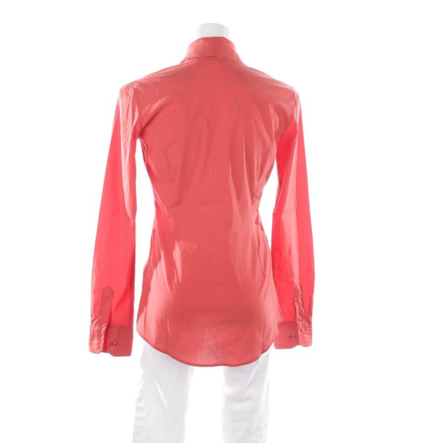 Bluse von Aglini in Lachsrosa Gr. S