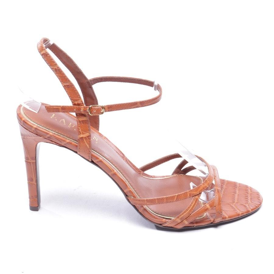 Sandaletten von Lauren Ralph Lauren in Cognac Gr. EUR 40,5 US 9 - Neu