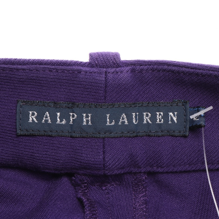 Hose von Polo Ralph Lauren in Lila Gr. 42 US 12