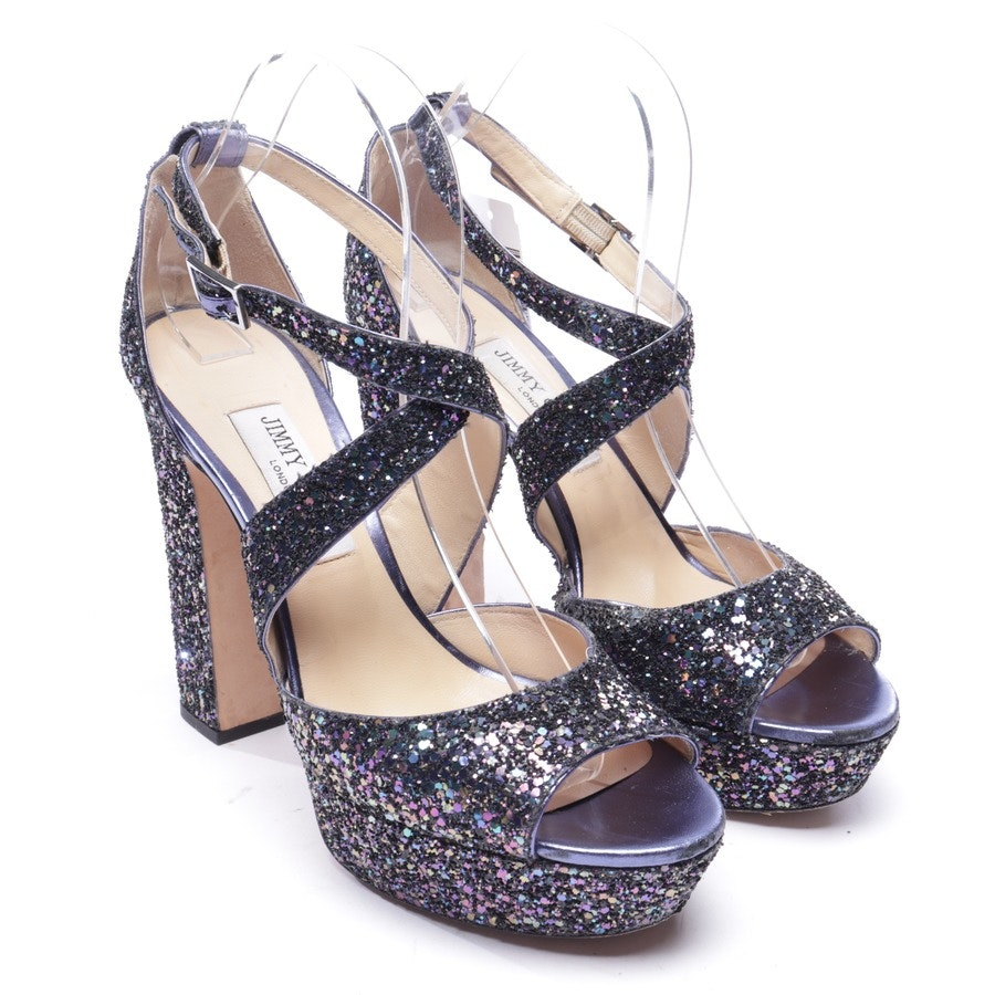 heeled sandals from Jimmy Choo in purple size EUR 40