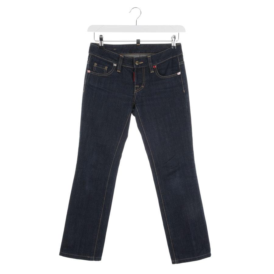 Jeans von Dsquared in Indigo Gr. 32 IT 38