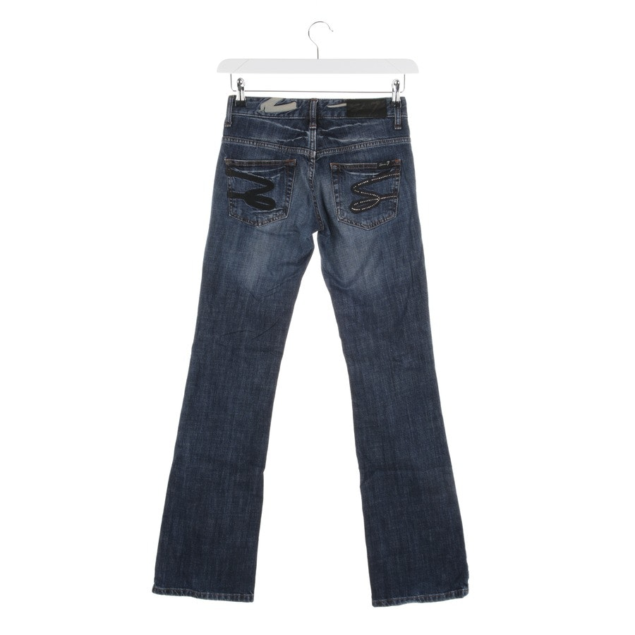 Jeans von 7 for all mankind in Indigo Gr. W25