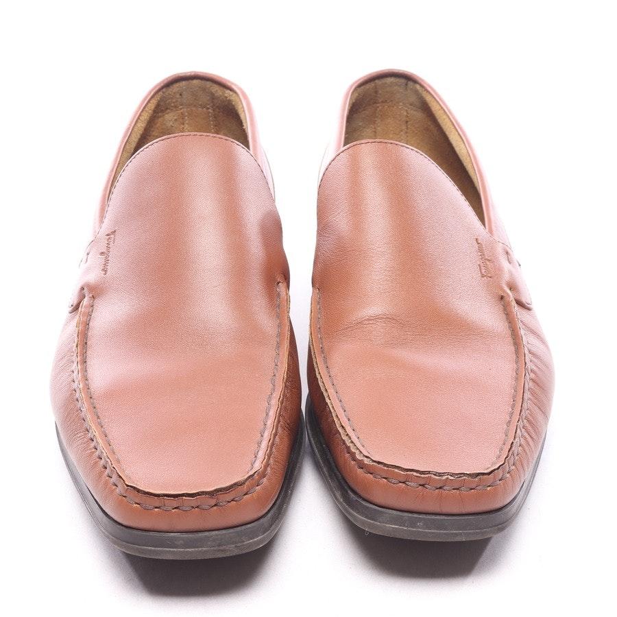 loafers from Salvatore Ferragamo in cognac size EUR 39,5
