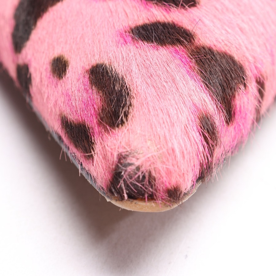 loafers from Ras in pink and black size EUR 41