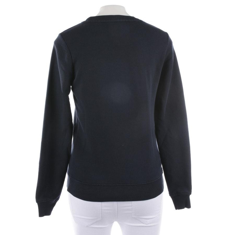 Sweatshirt von Tommy Hilfiger in Nachtblau und Gelb Gr. XS