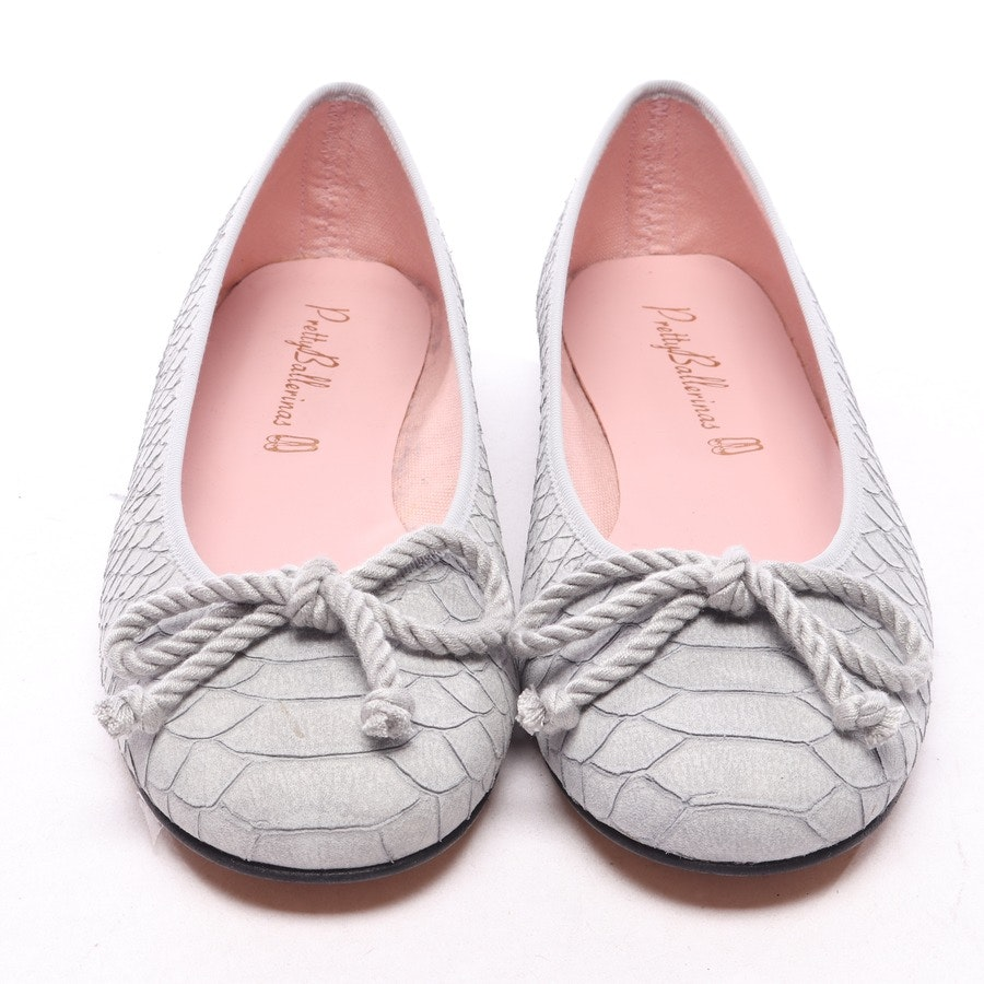 loafers from Pretty Ballerinas in grey size EUR 37 - new