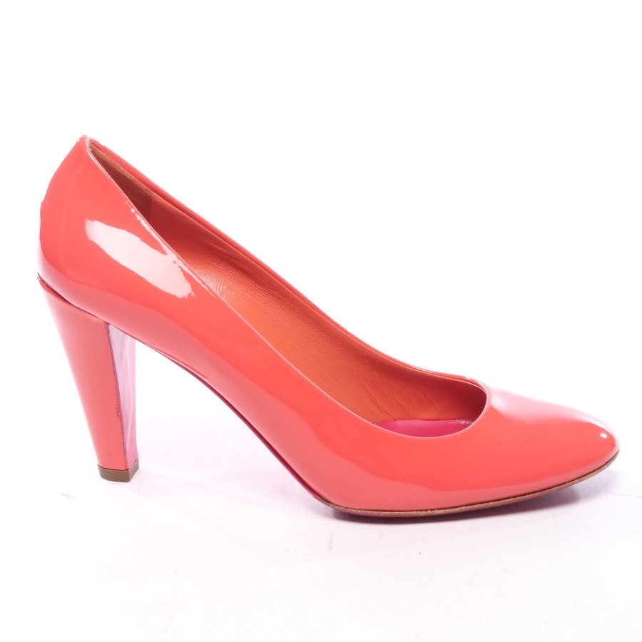 pumps from Miu Miu in coral red size EUR 38