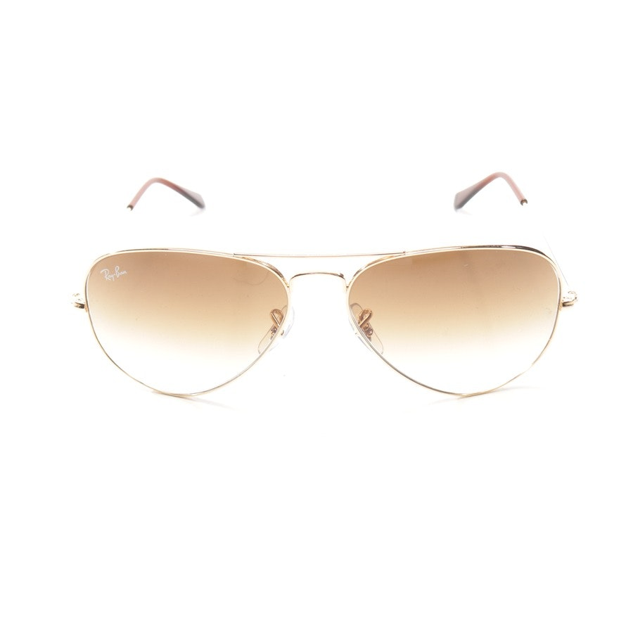 sunglasses from Ray Ban in gold - aviator - new