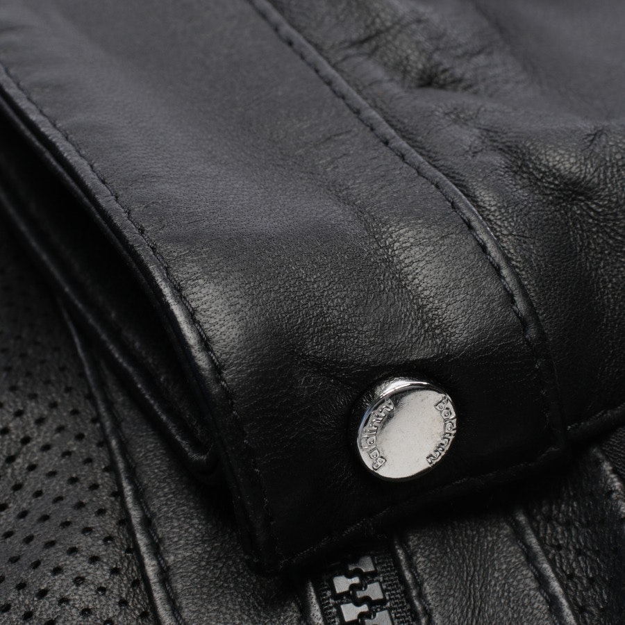 leather jacket from Baldinini in black size 38 IT 44