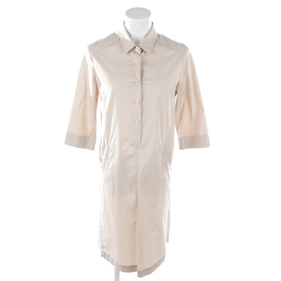 Kleid von Riani in Beigegrau Gr. 38