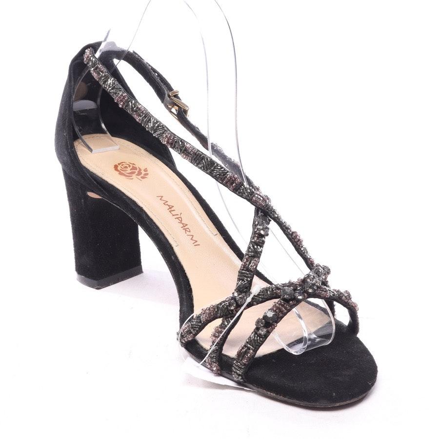 Sandaletten von Maliparmi in Schwarz Gr. EUR 39