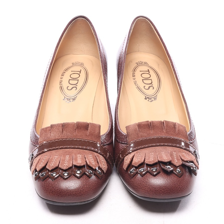 pumps from Tod´s in brown size EUR 37,5
