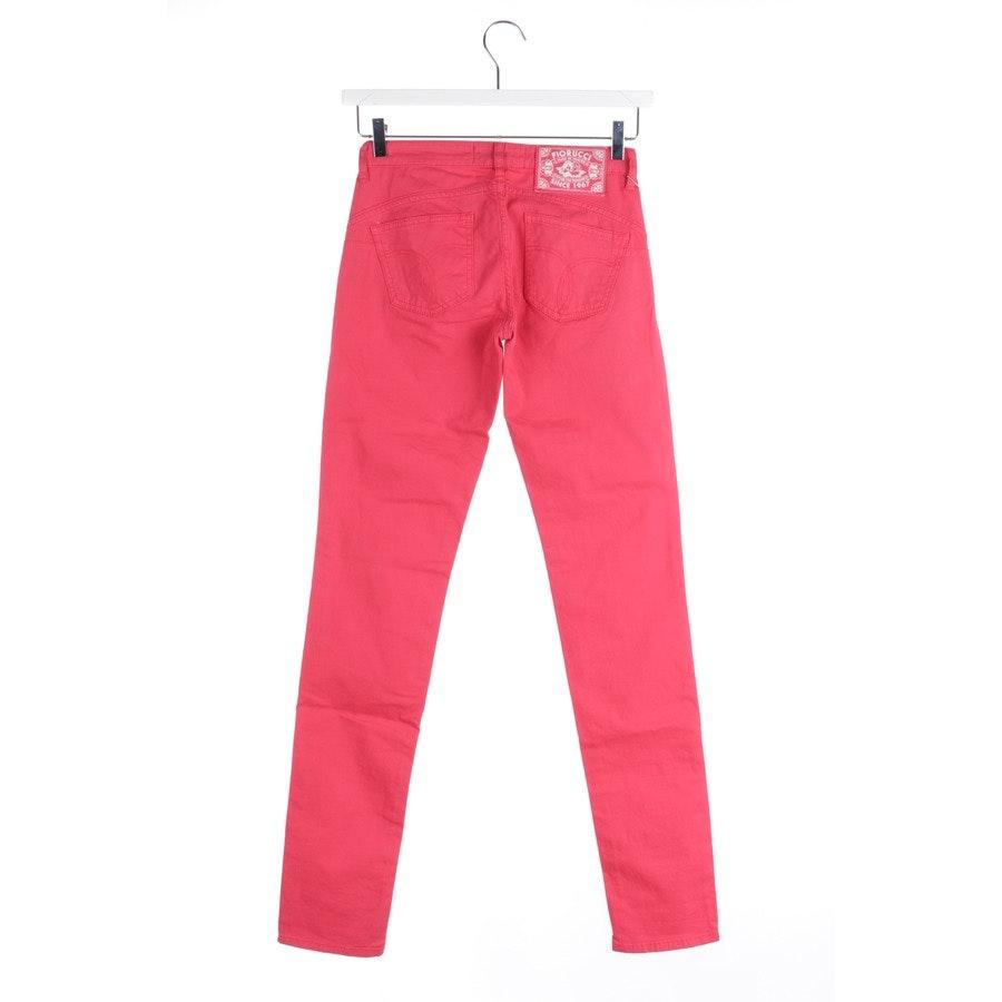 Jeans von Fiorucci in Fuchsia Gr. W25 - Skinny- Neu