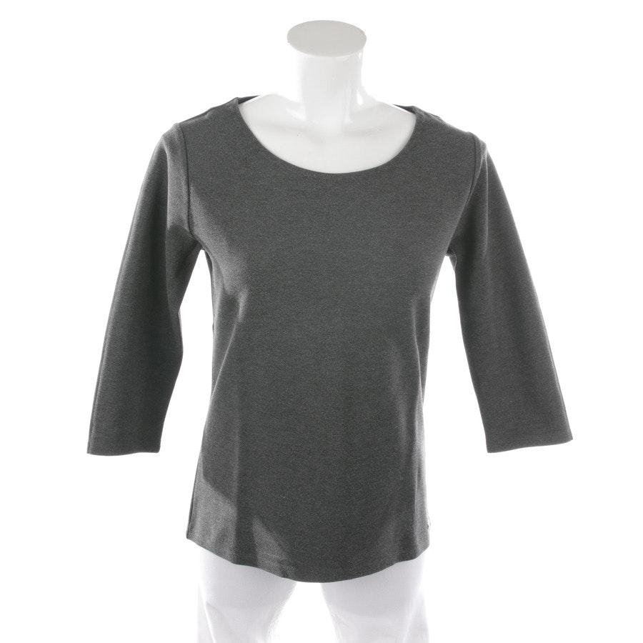 Shirt von Gant in Grau meliert Gr. M
