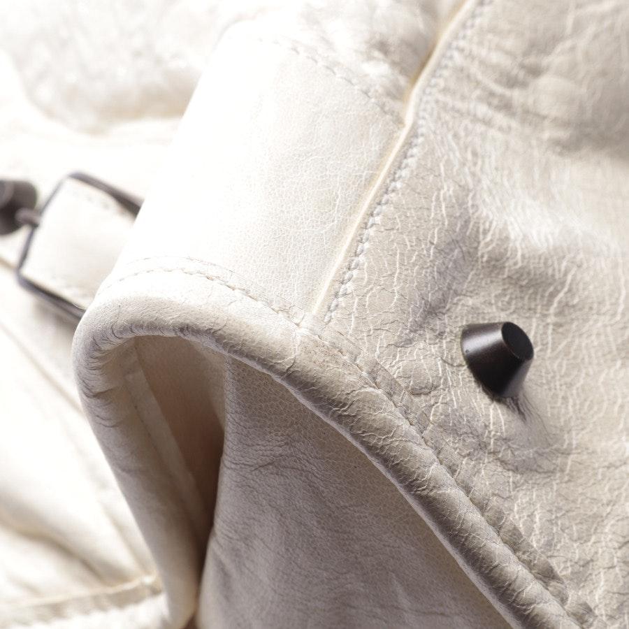 handbag from Balenciaga in cream - work