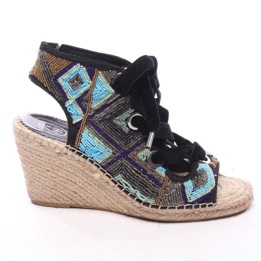Sandaletten von Ash in Schwarz Gr. EUR 40
