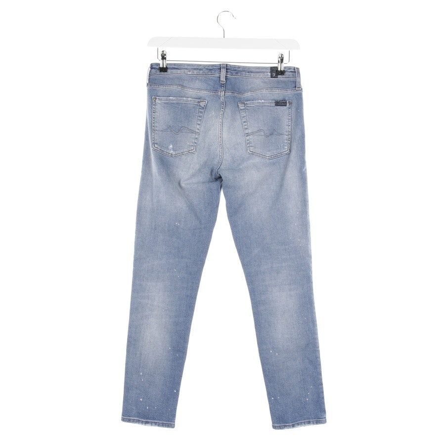 Jeans von 7 for all mankind in Blau Gr. W29